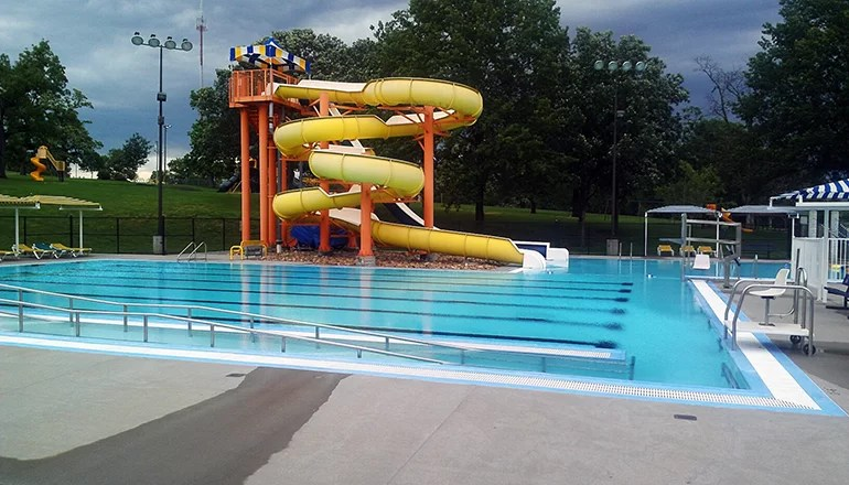 Trenton Family Aquatic Center announces schedule for swimming lessons